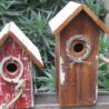 Lessons From Building Birdhouses